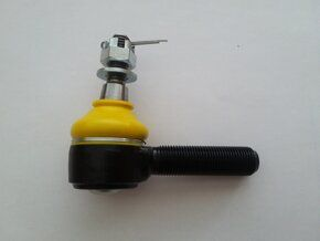 Home - RTC5868PY - Track rod end LH Series replacement POLYURETHANE COVER YELLOW