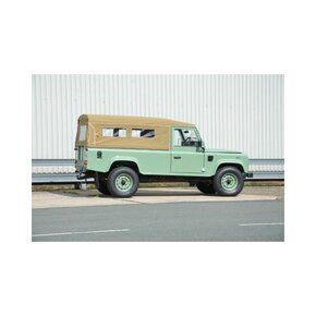 Home - EXT211-12SAC - Softtop 110 full with side windows sand