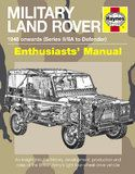 BBPH5080 - Haynes Military Land Rover Enthusiasts' Manual - BBPH5080 - Haynes Military Land Rover Enthusiasts' Manual