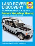 BA 3031B - Discovery 3 Haynes Manual - BA 3031B - Discovery 3 Haynes Manual