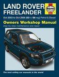 BA 3085A - Haynes owners workshop manual Freelander 2003 to 2006 - BA 3085A - Haynes owners workshop manual Freelander 2003 to 2006