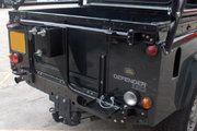 DA2274 - Swing away rear door mount spare wheel carrier - DA2274 - Swing away rear door mount spare wheel carrier