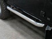 DA7012SS - 90 Side steps Stainless Steel (pair) - DA7012SS - 90 Side steps Stainless Steel (pair)