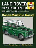 DA3035 - Haynes repair manual Defender 1983 - 2007 - DA3035 - Haynes repair manual Defender 1983 - 2007