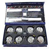 DA1191 - Clear lens led light kit incl. relay WIPAC - DA1191 - Clear lens led light kit incl. relay WIPAC