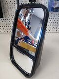 MTC5084BS - Mirror head 90/110 E-marked with blind spot mirror LH and RH (21 x 13.5 cm) - MTC5084BS - Mirror head 90/110 E-marked with blind spot mirror LH and RH (21 x 13.5 cm)