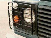 Bescherming buitenzijde - Land Rover Series 3 - BA 012 - Lamp guards front 90/110 pair