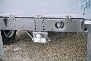 Off-roading - Defender 1983-2006 - BA 183 - Towing bracket 90/110 up to 1998 OEM BRADLEY (Tow ball not included)