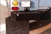 Bescherming buitenzijde - Land Rover Series 2 - BA 090 - Bumperettes (pair)