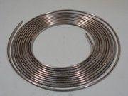 """Remmen - Defender 1983-2006 - CuNiFer-coil - Brake pipe cunifer 3/16"""" 7,62 mtr"""