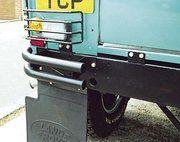 Bescherming buitenzijde - Land Rover Series 2 - BA 090T - Bumperettes tubular pair