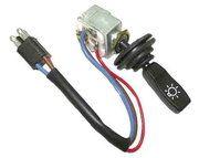 Schakelaars - Defender 1983-2006 - PRC3430P - Light switch to VA104806