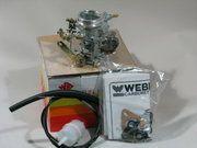 Brandstof - Land Rover Series 3 - ERC3304W - WEBER carburettor 4 cylinder Series