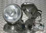 Verlichting - Range Rover Classic 1986 - 1994 - BA 3035S - Spotlights stainless steel (pair)