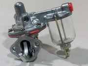 Brandstof - 549761 - Fuel pump petrol 4 cylinder including gasket