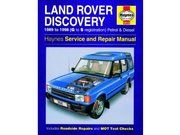 Diversen - BA 3031 - Haynes service and repair manual Discovery 1
