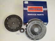 Koppeling - FTC4631BK - Clutch kit TD5 OEM BORG & BECK (with bearing)