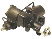 Off-roading - Defender 1983-2006 - STC888E - Steering box 4 bolt assy LHD recon EXCHANGE without droparm *
