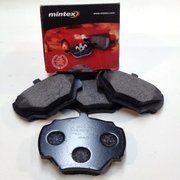 Remmen - Defender 1983-2006 - SFP500190 - Brake pads BRITPART-XD