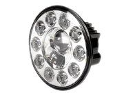 """Verlichting-LED - Range Rover Classic 1986 - 1994 - GDL016 - LED 7"""" LHD Headlight 180MM"""