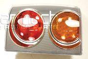 Electrische onderdelen - XFB000258 - Lamp rear less side marker lamps LH