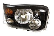 Verlichting - Discovery 2 - XBC001640 - Headlamp RH Disco 2 with auto levelling '03 on GENUINE LR