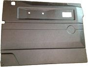 Interieur - BA 2773 - Front door casing 90/110 LH black (electric windows) *
