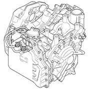 Automatische versnellingsbakken - Freelander 1 - TGD500040E - Transm. assy auto M47 2.0L 16V Dsl @ EXCHANGE