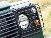 Bescherming buitenzijde - Land Rover Series 3 - BPS004 - Headlamp guards front Wolf style Defender