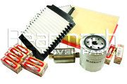 Filterkits - Range Rover P38 - BK 0038 - Filter Kit 4.0/4.6 to WA