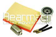 Filterkits - Range Rover Classic tot 1985 - BK 0046 - Filter Kit RR 4.2 V8 92 - 94
