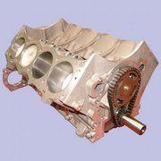 Range Rover P38 - STC1893 Cilinderblok