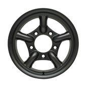 Wielen - DA2471 - 16x8 MaxXtrac Alloy Wheel by Mach 5 Satin Black