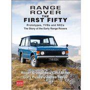 Boeken - DA3202 - Range Rover The First Fifty