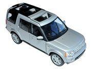 Gadgets en cadeaubonnen - DA1221 - Land Rover Discovery 4 Silver Model 1:24