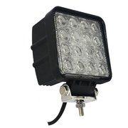 Ledbalken / Ledwerklampen - LED48 - Worklamp LED 48 Watt
