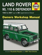 Boeken - BA 3089 - 90,110 & Defender 1983 - 2007 - DIESEL