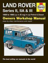 Diversen - BA 3029A - Haynes diesel + petrol Series 2, 2A and SIII