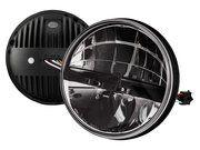"Range Rover Classic 1986 - 1994 - BA 070TL - 7"" round LED headlamp 12/24V Truck Lite (EACH)"