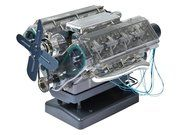 Gadgets en cadeaubonnen - DA4817 - Haynes Internal Combustion Engine V8 Petrol
