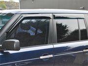 Accessoires - DA6075 - Wind Deflectors Range Rover L322