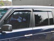 Range Rover L322 - DA6075 - Wind Deflectors Range Rover L322