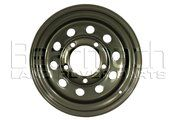 Wielen - Land Rover Series 2 - BA 015CS - Anthracite modular wheel 7x16
