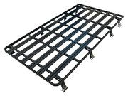 Dakdragers - DA3070 - Aluminium roofrack 110 black powder coated *