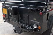 Accessoires exterieur - Defender 2007 > - DA2274 - Swing away rear door mount spare wheel carrier
