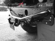 Accessoires exterieur - Defender 2007 > - STC50269AA - Tubular rear bumper Defender 90
