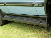 Treeplanken - Discovery 2 - STC50030 - Side steps incl. mudflaps rear OEM