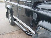 Treeplanken - Defender 2007 > - LR029294 - Side steps OEM (pair)
