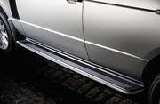 Accessoires - Range Rover L322 - VUB503660 - Side steps incl front mudflaps (pair)