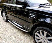 Accessoires - Range Rover Sport - VTK500020 - Side steps RR Sport (pair)